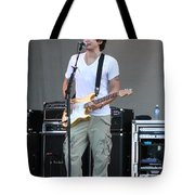 John Mayer  Taste Of Chicago Tote Bag