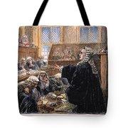 John Peter Zenger Trial Tote Bag