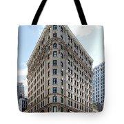 Johnston Building - Nomad Hotel Tote Bag