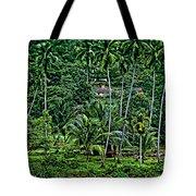 Jungle Life Tote Bag