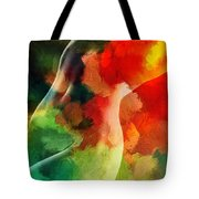 Jungle Love Tote Bag
