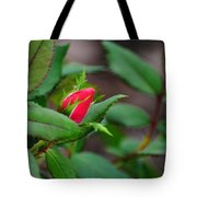Just A Little Bud Tote Bag