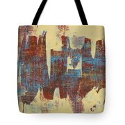 Just Below The Surface Tote Bag