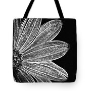 Just One Side Tote Bag