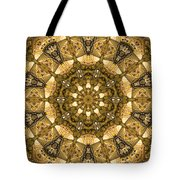 Kaleidoscope 45 Tote Bag