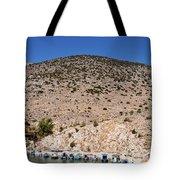 Kalymnos Port Tote Bag