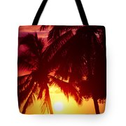 Kamaole Nights Tote Bag
