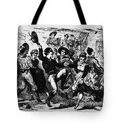 Kansas: Dance Hall Tote Bag