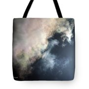 Kansas Storm On The Rise II Tote Bag