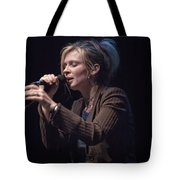 Karin Bergquist Lead Singer Of Over The Rhine Tote Bag