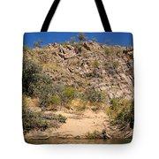 Katherine Gorge Landscapes Tote Bag