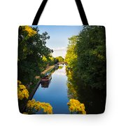 Kennet And Avon Canal Tote Bag