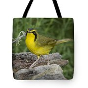 Kentucky Warbler Tote Bag