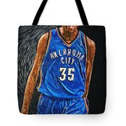 Kevin Durant Tote Bag