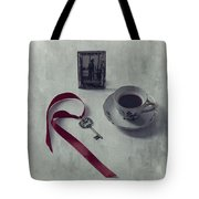 Key To My Memories Tote Bag