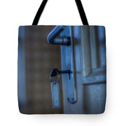 Key To The Door Tote Bag
