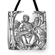 King David (d Tote Bag