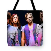 Kings Of Leon Tote Bag