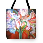 Kiss Of The Valley Tote Bag