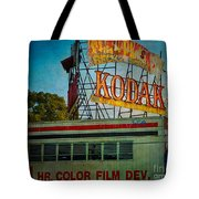 Kodak's Moment Tote Bag