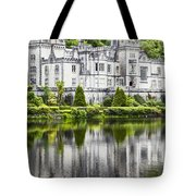 Kylemore Abbeycounty Galway Ireland Tote Bag