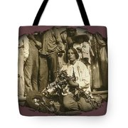 La Destroyer Helped Those Fallen In Battle C.1915-2013 Tote Bag