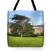Lacock Abbey Tote Bag