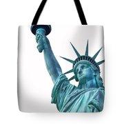 Lady Liberty  Tote Bag by Jaroslav Frank