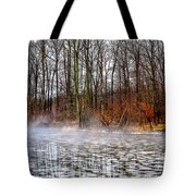Lake Galena Doylestown Tote Bag