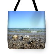 Lake Huron Tote Bag