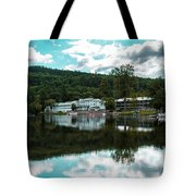 Lake Morey Inn And Resort Tote Bag