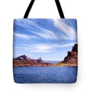 Lake Powell Tote Bag