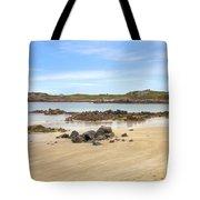 L'ancresse Bay - Guernsey Tote Bag by Joana Kruse