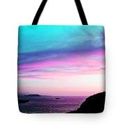 Landscape - Sunset Tote Bag