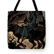 Laozi, Ancient Chinese Philosopher Tote Bag