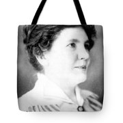 Laura Ingalls Wilder (1867-1957) Tote Bag
