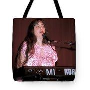 Laura Nyro Tote Bag