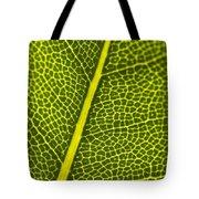 Leafy Details Tote Bag