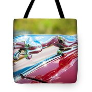 Leaping Jaguar Tote Bag