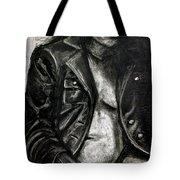 Leather Jacket Tote Bag
