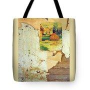 Left Behind Tote Bag by Joe Jake Pratt