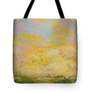 Light And Fluffy Tote Bag