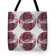 Light Globes Interior Decorations Entertainment Hotels Resorts Casino Bar Las Vegas America Usa Tote Bag