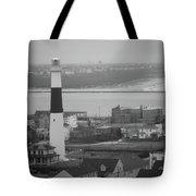 Lighthouse - Atlantic City Tote Bag