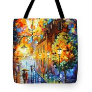 Lights In The Night Tote Bag