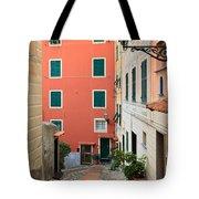 Liguria - Sori Tote Bag