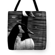 Lila Goose And The King 1b Tote Bag