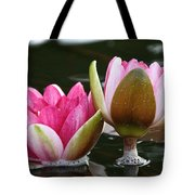 Lily Sisters Tote Bag