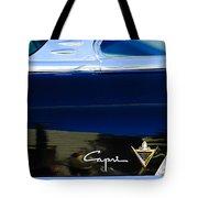 Lincoln Capri Emblem Tote Bag
