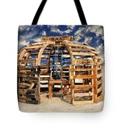 Listening Post Tote Bag